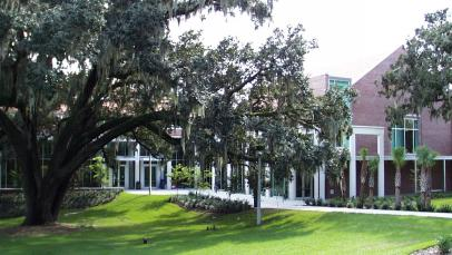 UF Physics Building