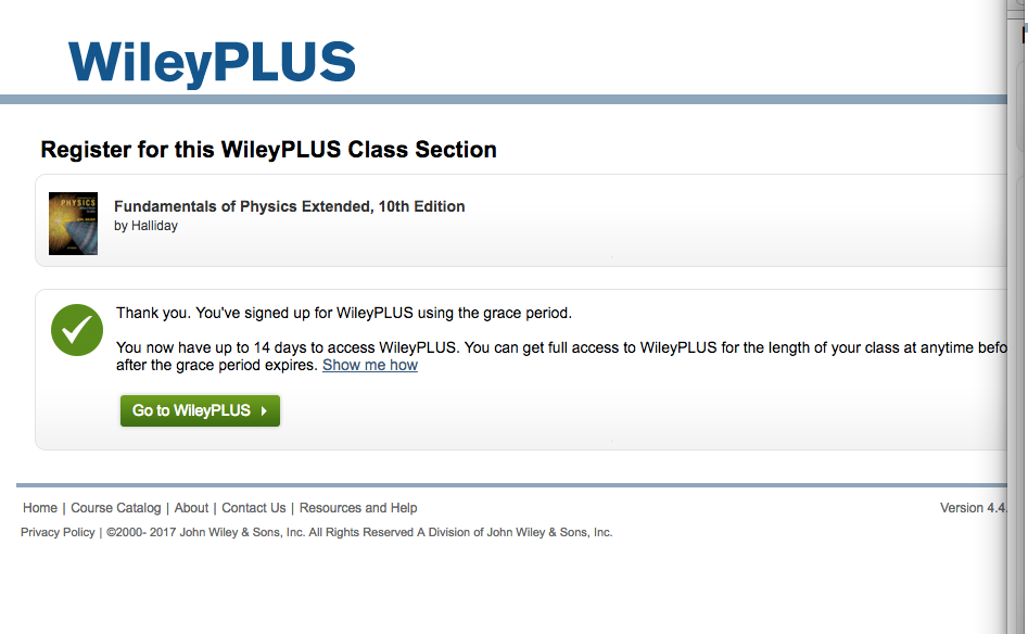 Department of Physics Courses: PHY 2048
