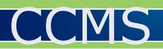 CCMS Undergraduate Fellowship Awards 2018-2019