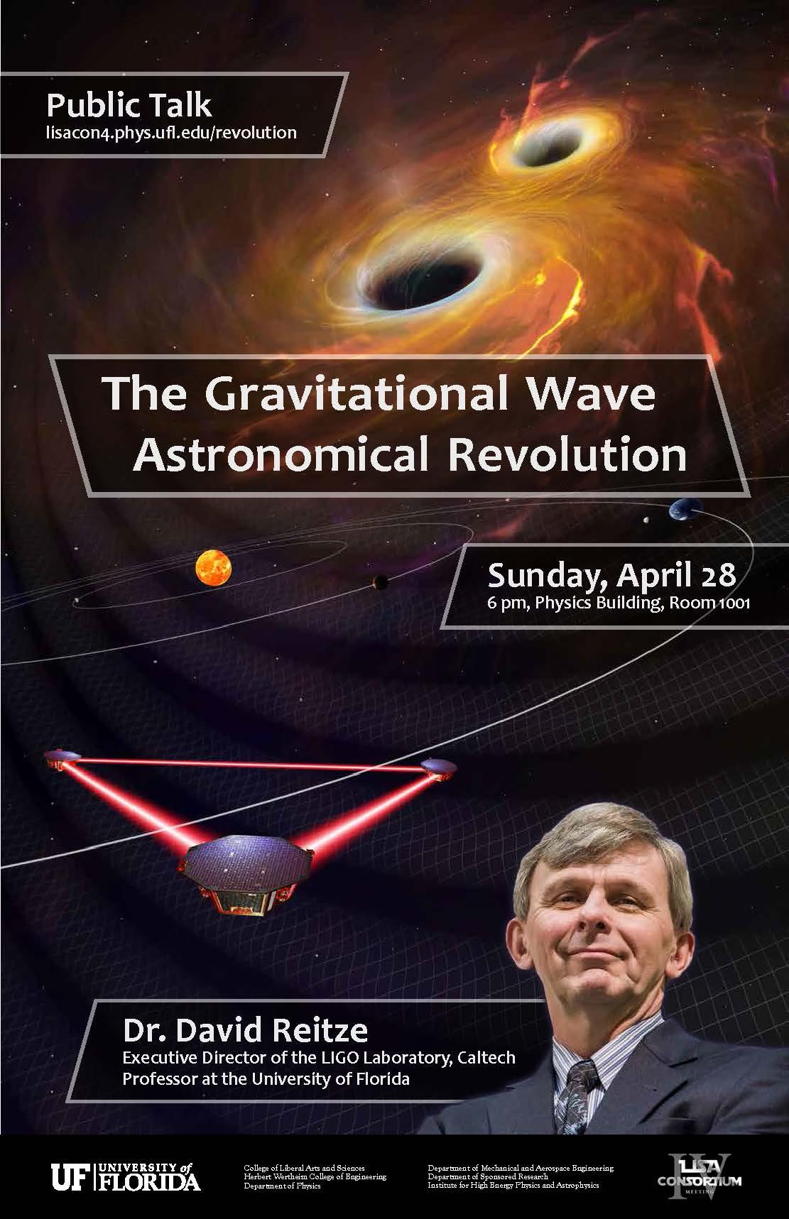 Gravitational Wave talk