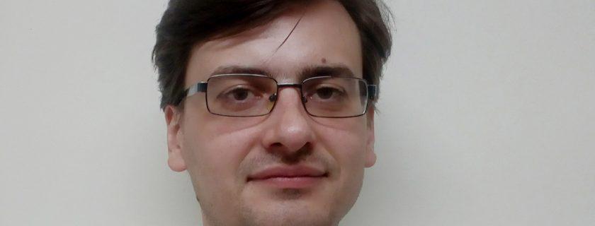 Dr. Piotr Konieczny, Visiting Professor