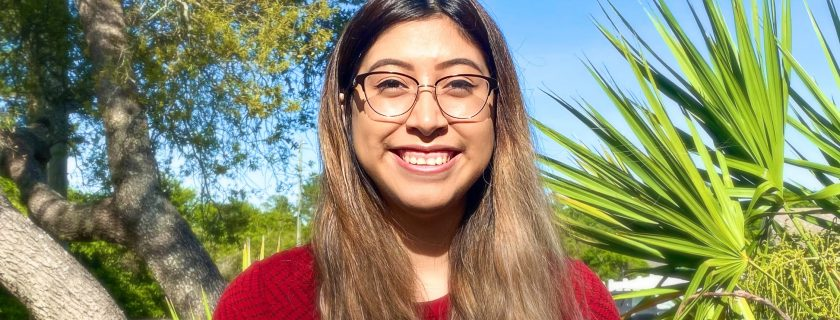 Physics undergraduate student accepted into McNair Scholars Program