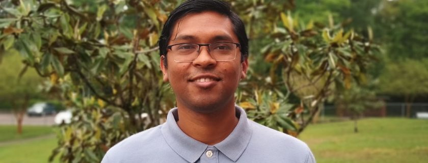 Physics graduate student receives Graduate School Teaching Award