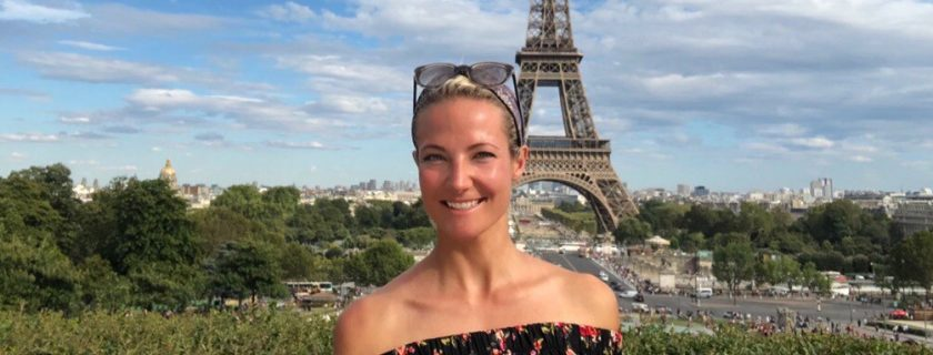 Physics graduate student is selected as 2020-2021 STEM Chateaubriand Fellow