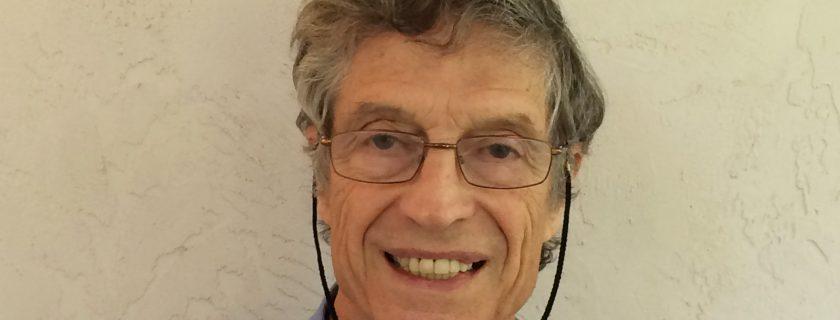 Professor Art Hebard Retires