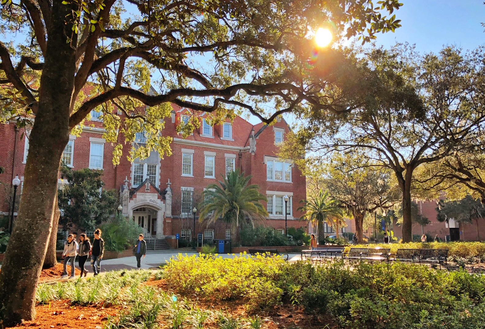 University of Florida campus